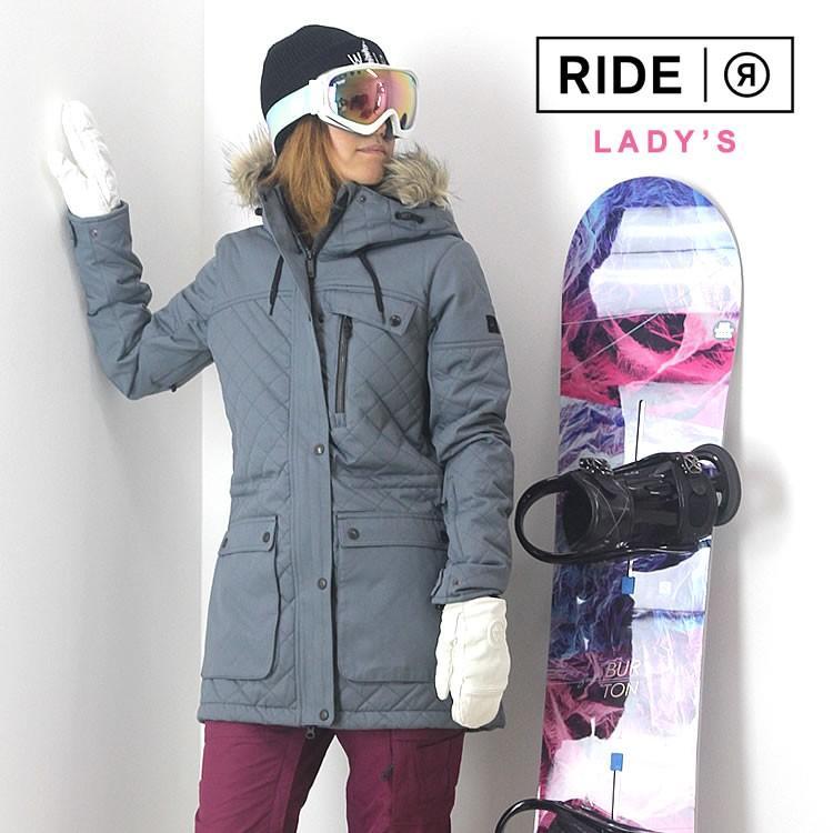 【5%還元】ライド スノーボード レディース ウェア 上下セット RIDE スノーボードウェア ジャケット パンツ スノボウェア スキー W'S SET-45