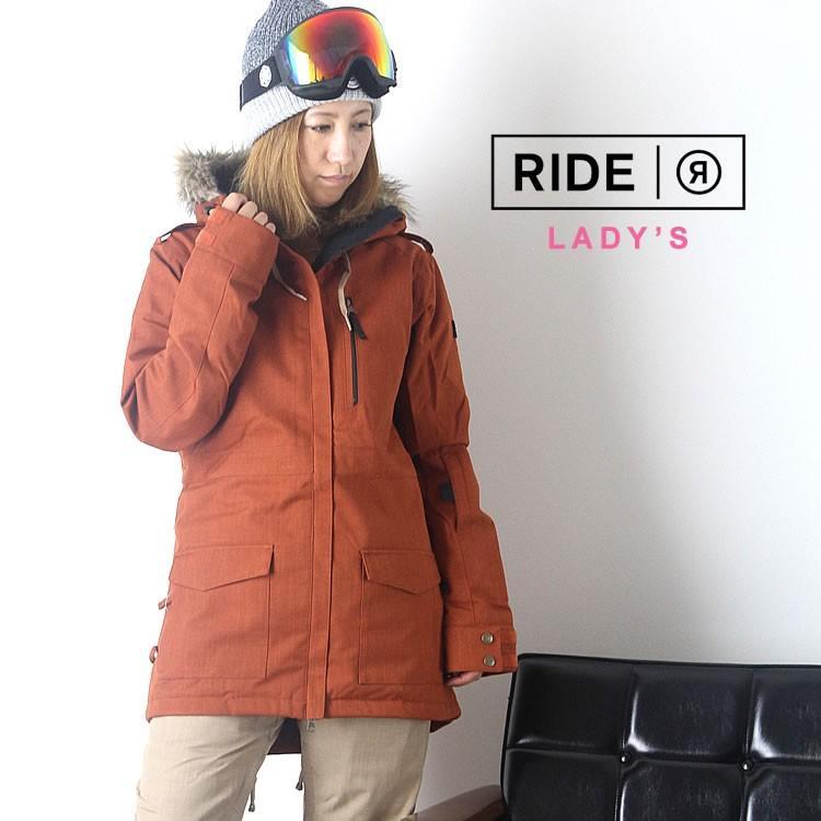 【5%還元】ライド スノーボード レディース ウェア 上下セット RIDE スノーボードウェア ジャケット パンツ スノボウェア スキー W'S SET-60