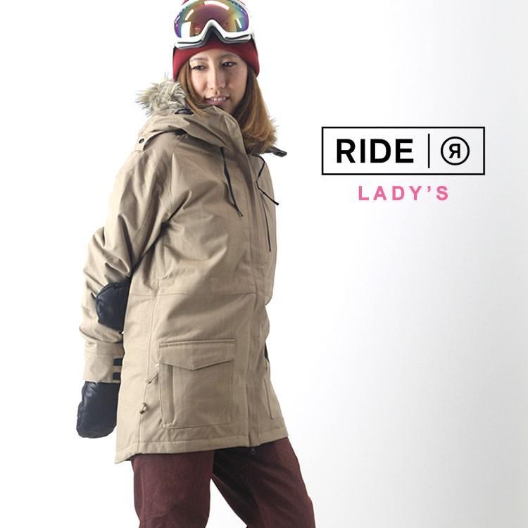 【5%還元】ライド スノーボード レディース ウェア 上下セット RIDE スノーボードウェア ジャケット パンツ スノボウェア スキー W'S SET-61