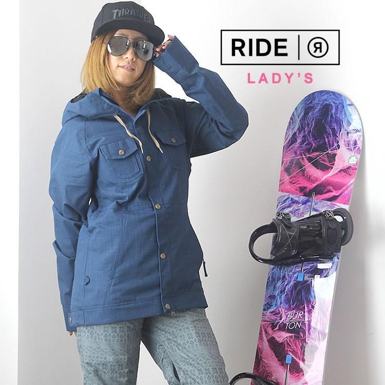 【5%還元】ライド スノーボード レディース ウェア 上下セット RIDE スノーボードウェア ジャケット パンツ スノボウェア スキー W'S SET-68