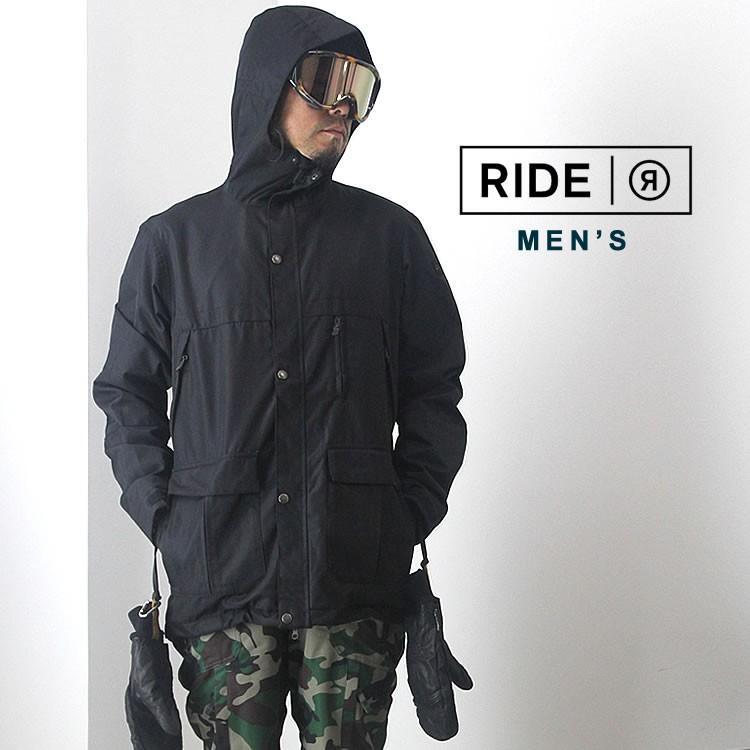 【5%還元】ライド ウェア スノーボードウェア ジャケット パンツ スノボウェア スキー メンズ 上下セット RIDE M'S SET-101 0925