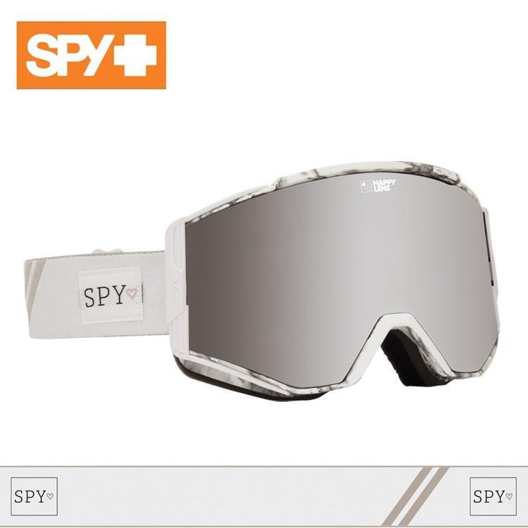 【5%還元】ゴーグル SPY スパイ ACE SPY+MAUDE RAYMONDHD LT GRY GRN スノーボード スノボ スキー goggle