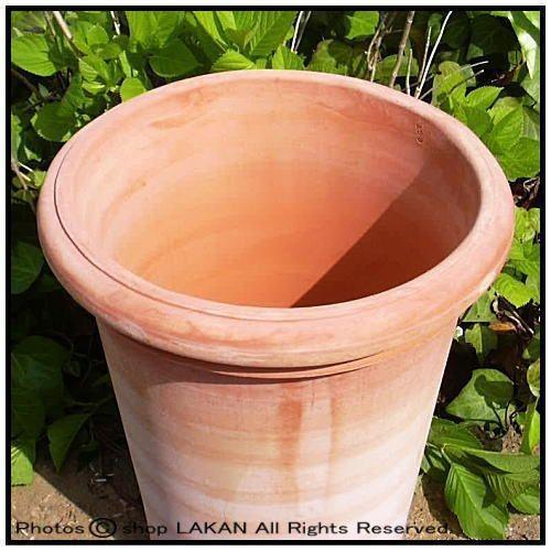 アルトポットφ50cm 高級テラコッタ製植木鉢 / ベノッチ社 BE150A
