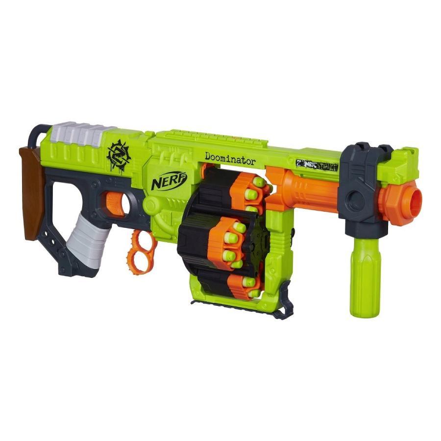 ナーフ ゾンビストライクドゥーミネーターブラスター Nerf Zombie Strike Doominator BlasterB1532 並行輸入品