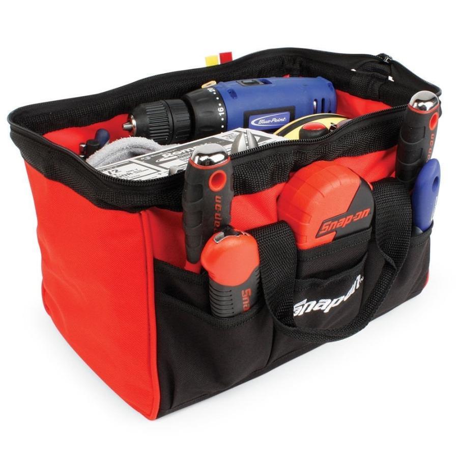 スナップオン 12インチ24ポケットツールバッグ 並行輸入品 870-421|shop-m-haot|03