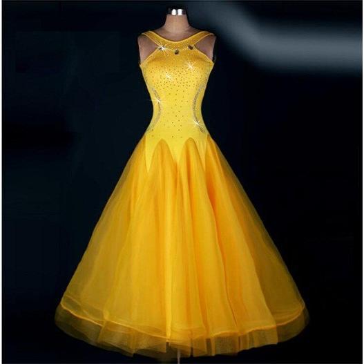 社交ダンスドレス 豪華モダンなワンピース スタンダードドレス ダンスウェア 競技 ダンス 衣装 ダンスドレス dm316d3d3c3