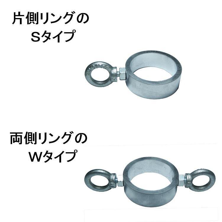 単管杭 外径48.6mm×厚さ2.4mm×長さ2.0M【5本セット】 (送料無料)  shop-shinkou 04