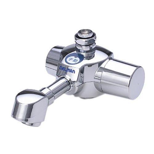 バイタル 後付けタイプ 自動水栓デルマン 【DELMAN】 HS-72A-S 単水栓仕様 電池寿命10年!