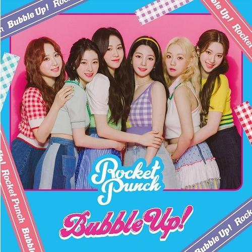 Rocket Punch/Bubble Up!(初回限定盤A) shop-yoshimoto