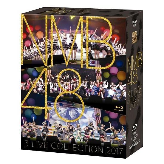 NMB48 3 LIVE COLLECTION 2017 [Blu-ray]≪特典付き≫ shop-yoshimoto