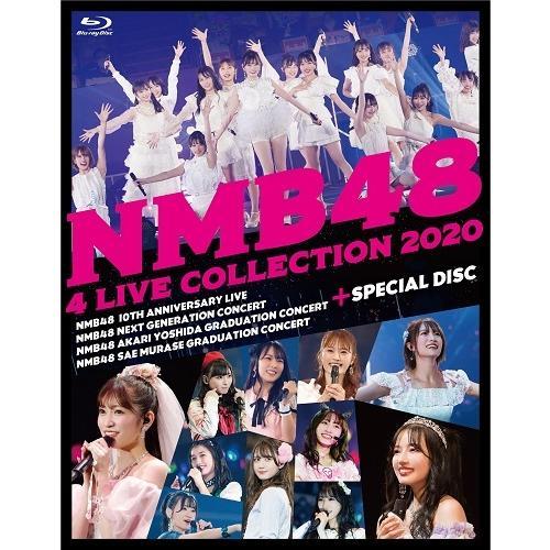 NMB48 4 LIVE COLLECTION 2020 [Blu-ray]|shop-yoshimoto