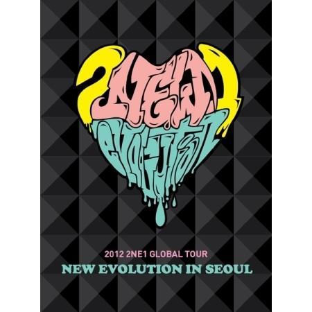 2NE1 - 2012 GLOBAL TOUR LIVE [NEW EVOLUTION IN SEOUL] (2 DISC) shop11