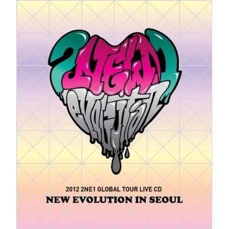 2NE1 - NEW EVOLUTION IN SEOUL (2012 2NE1 GLOBAL TOUR LIVE CD)|shop11
