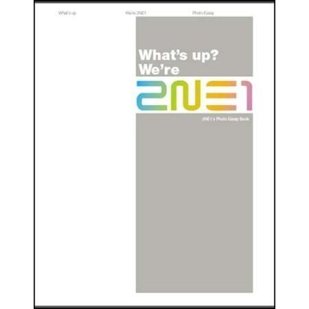 2NE1 - WHAT'S UP WE'RE 2NE1|shop11