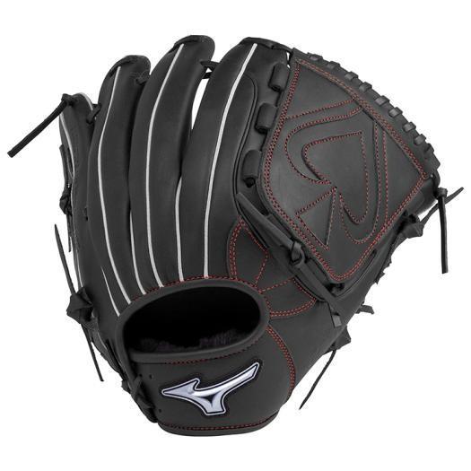 ミズノ ソフトボール グラブ グローブ オールラウンド用 ファンラップ ef 1AJGS20510 09 ブラック 左投用あり 新製品 深い 広い ポケット