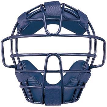ミズノ 野球 少年 ジュニア 硬式用 キャッチャー マスク 1DJQL12014 ネイビー