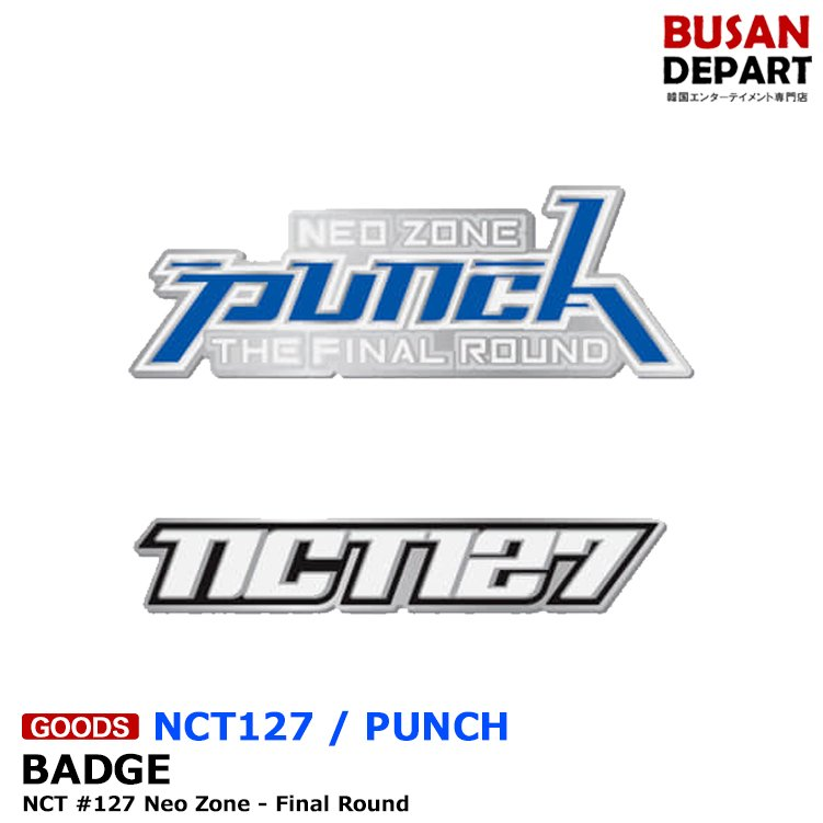 Punch nct127