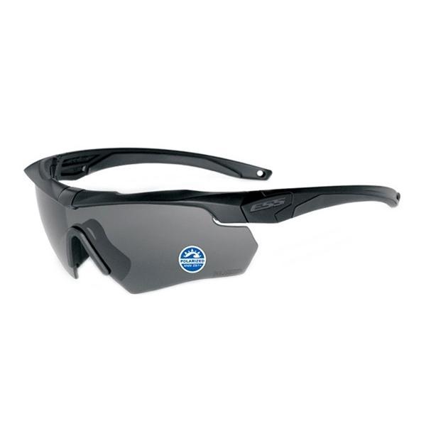 ESS CROSSBOW 正規品 イーエスエス クロスボウ ポラライズド ワンキット ブラック 曇り防止加工 偏光:グレーレンズ 740-0494 サングラス メンズ