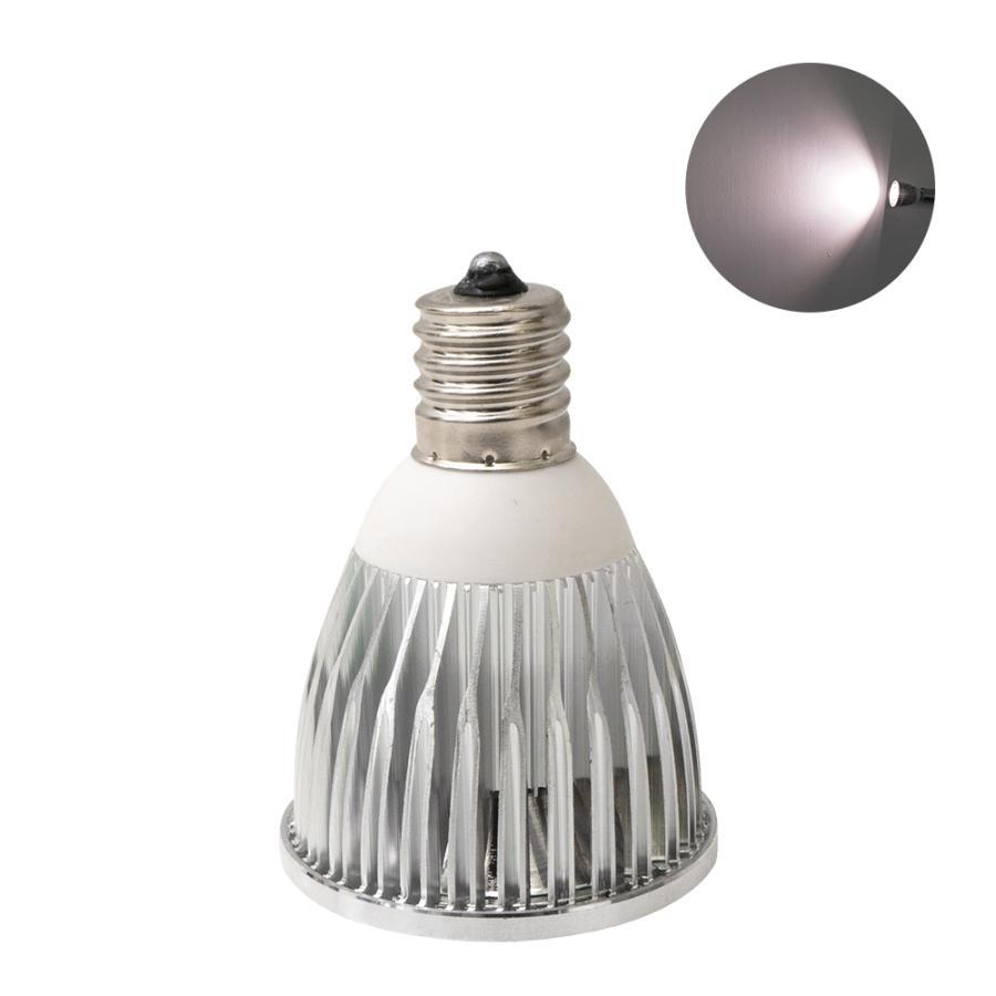 アクアリウム テラリウム 植物育成LED 口金 E17 SUN-5W-W 植物育成 (電球のみ)|shopbarrel