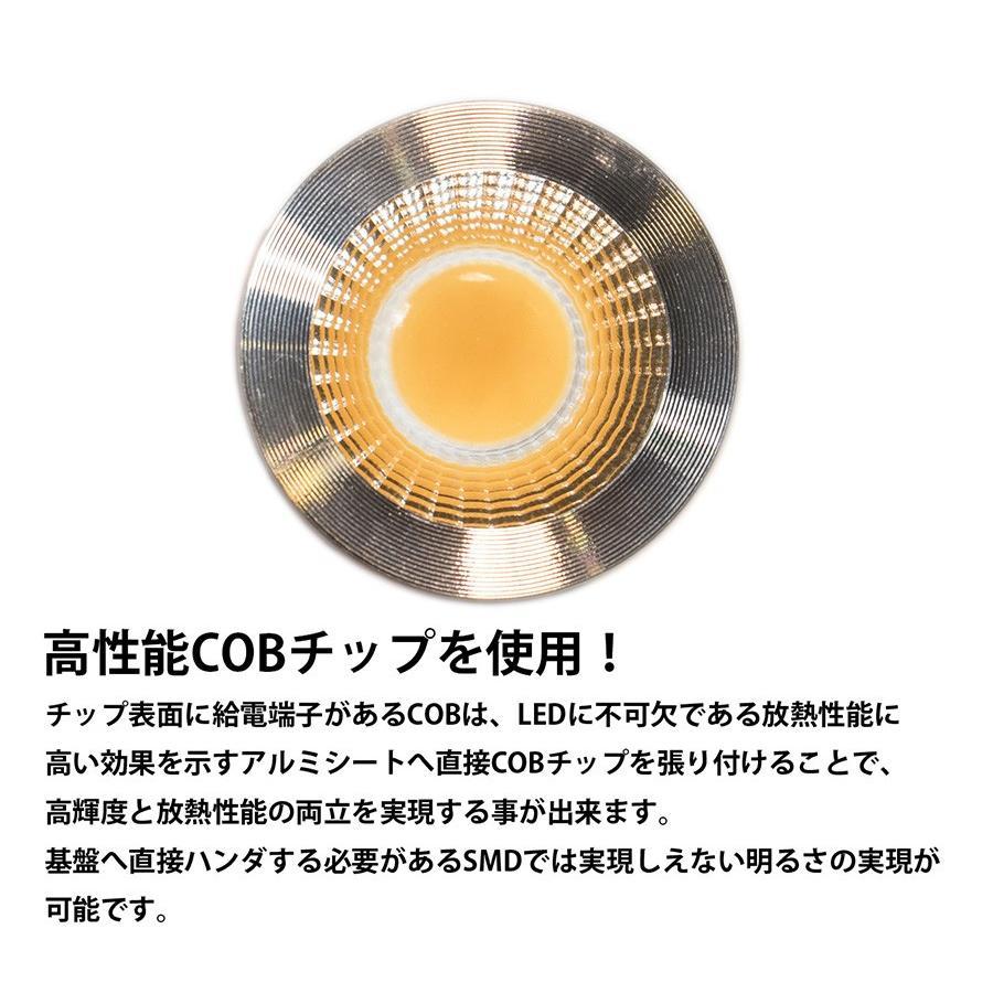 アクアリウム テラリウム 植物育成LED 口金 E17 SUN-5W-W 植物育成 (電球のみ)|shopbarrel|06