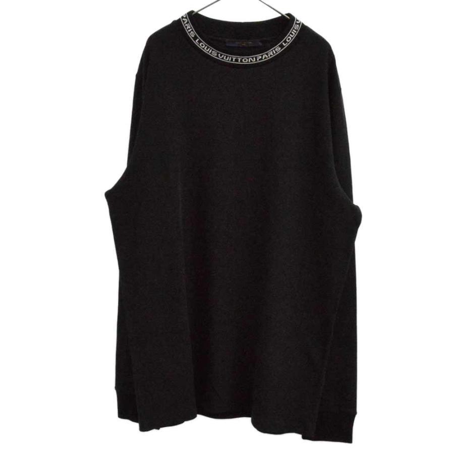 最安値 LOUIS VUITTON(ルイヴィトン)19SS リブロゴジャガードロングスリーブカットソー ロンT LOUIS ロンT 長袖Tシャツ 長袖Tシャツ, MUK ONLINE SHOP:955bfa80 --- chizeng.com