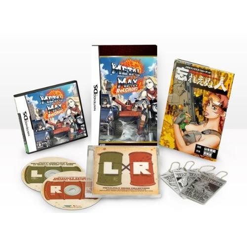 メタルマックス2: リローデッド Limited Edition (オリジナルサウンドトラック & WANTEDメタルプレート & 山本貴嗣先生描き下|shopforest-japan