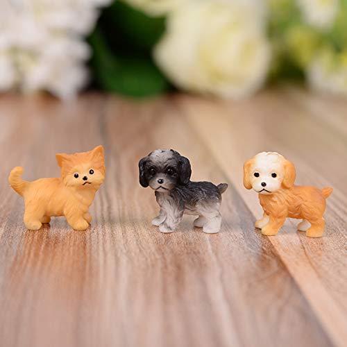 動物フィギュアセット 28個 ミニ犬 フィギュア おもちゃ 子犬おもちゃセット 小さい動物おもちゃ shopkimagure 05