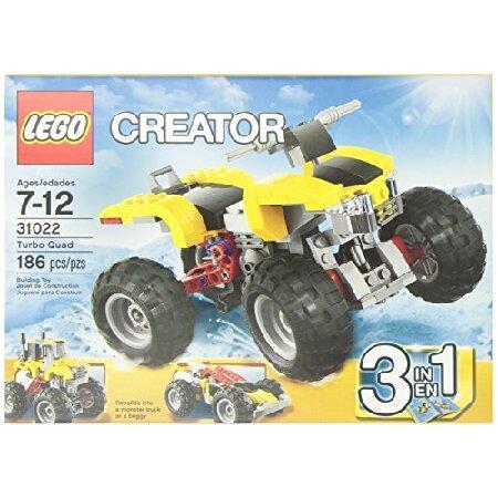 並行輸入品 LEGO Creator 31022 Turbo Quad  並行輸入品 shopmercury