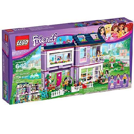 並行輸入品 LEGO Friends 41095 Emma's House|shopmercury