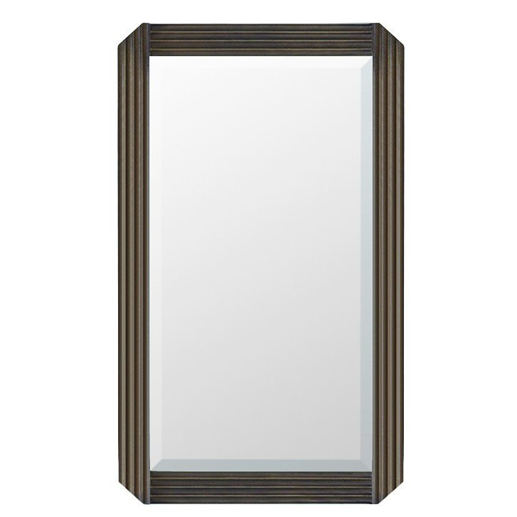 マルシア3560 ウッドフレームミラー 家具調ミラー インテリア 壁掛け鏡 角型ミラー 木目調