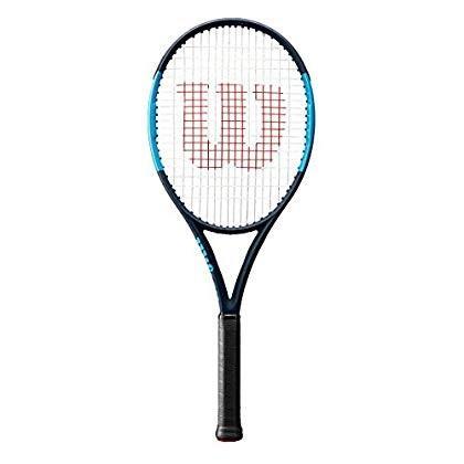 Wilson(ウイルソン) 硬式テニスラケット フレームのみ ULTRA 100 L (ウルトラ 100 L) グリップサイズG1 WRT7