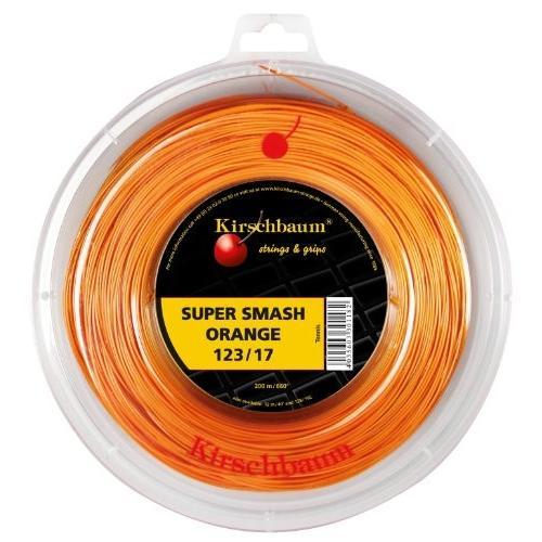 手数料安い Kirschbaum(キルシュバウム) Super Smash Orange 123-200m KB-SSOR-R roll KB-SSOR-R 12 roll オレンジ 12, ヒヤマグン:9f61ced4 --- airmodconsu.dominiotemporario.com