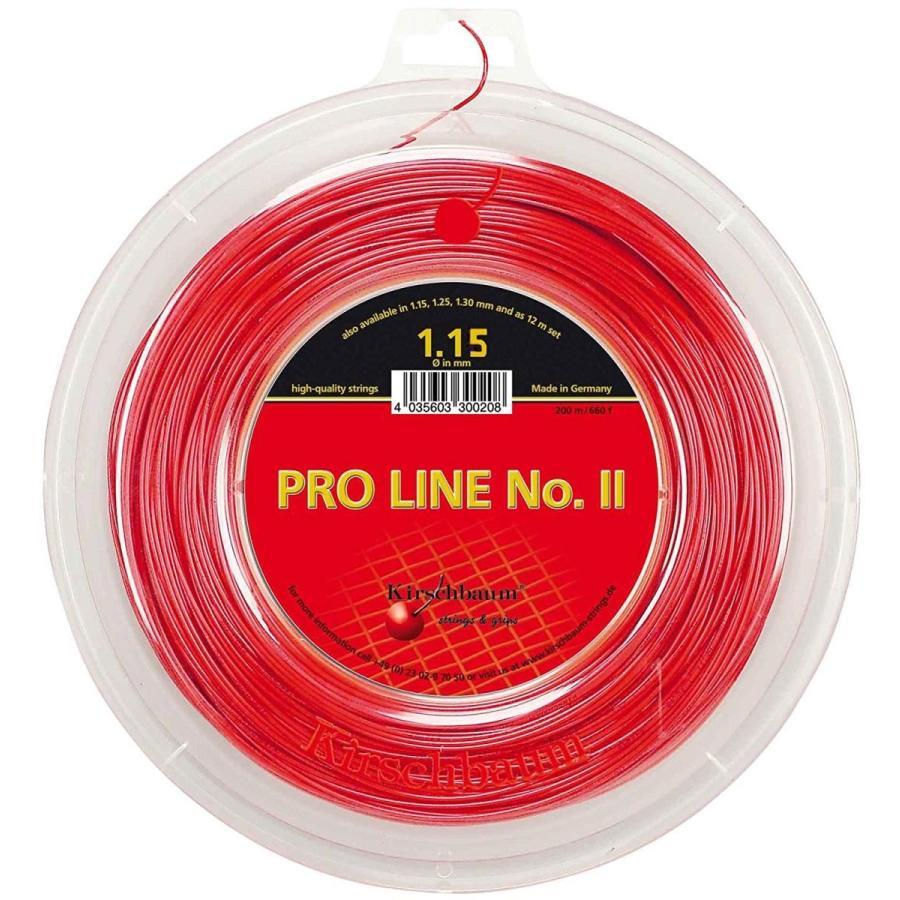 50%OFF Kirschbaum(キルシュバウム) Pro Line 115 KB-PL-2-R II red 115-200m roll KB-PL-2-R レッド roll 115, 布団ランド:b1b965c9 --- airmodconsu.dominiotemporario.com