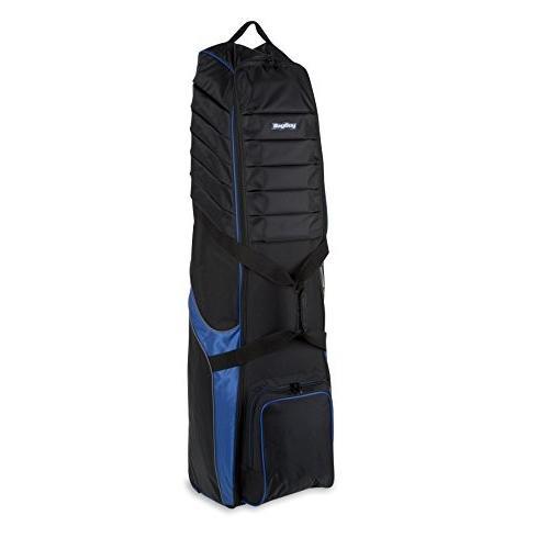 (バッグボーイ) Bag Boy 2017 T-750 ホイール付きトラベルゴルフカバー ブラック