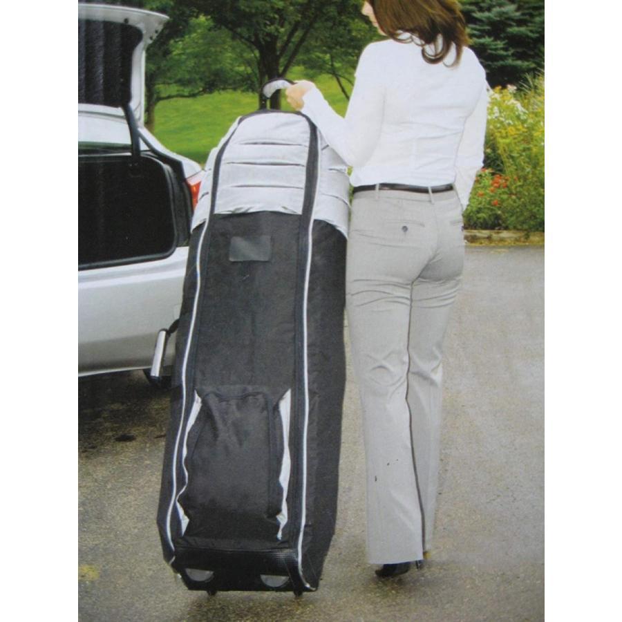 ゴルフダイジェストゴルフバッグ旅行カバー