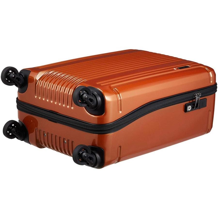 バーマス スーツケース ジッパー ユーロシティ 機内持ち込み可 4輪 60292-34 36L 47 cm 2.1kg オレンジ