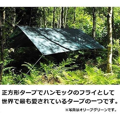タープ DDタープ 3m DD Tarp タープ 3x3 アウトドア ハンモックキャンプ 耐水圧 3000mm|shopping-mu|03