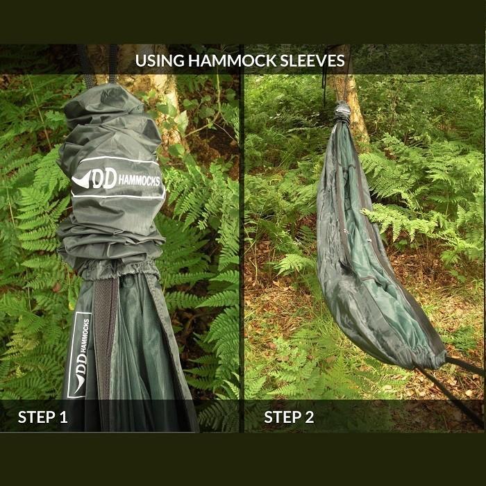 DDハンモック ハンモックスリーブ DD Hammock Sleeve ハンモック用アクセサリー|shopping-mu|04