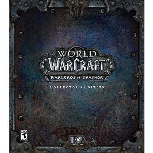 ウォークラフトの世界:ドレノーの将軍コレクターズ・エディション 北米版 World of Warcraft: Warlords of Draenor Collector's Edition -