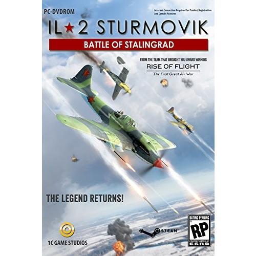 IL-2 Sturmovik:Stalingradの戦い - 北米版 IL-2 Sturmovik: Battle of Stalingrad - Windows