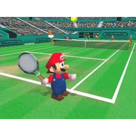 北米版 マリオテニス Mario Tennis