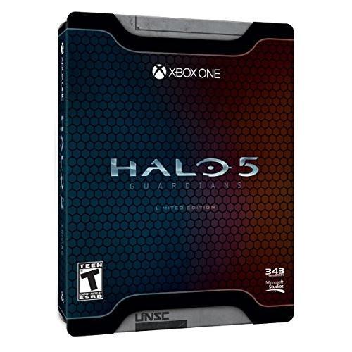 Halo 5:Guardians 限定版 フィジカルディスク Xbox One 北米版
