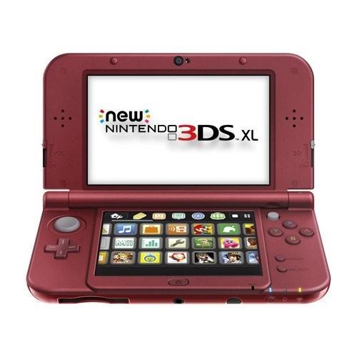 ニンテンドー3DS Xl - レッド 北米版 | New Nintendo 3ds Xl - New 赤 | Nintendo New 3DS Xl - 赤 [Discontinued]