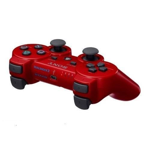 PS3 DualShock 3コントローラ 赤 PS3 DualShock 3 Controller   赤