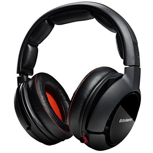 プレイステーション4、プレイステーション3用のDolby 7 ヘッドセット北米版 SteelSeries Siberia P800 Wireless Gaming Headset with Dolby