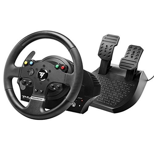 Xbox OneとWINDOWS用 Thrustmaster 北米版 Thrustmaster TMX Force Feedback racing wheel
