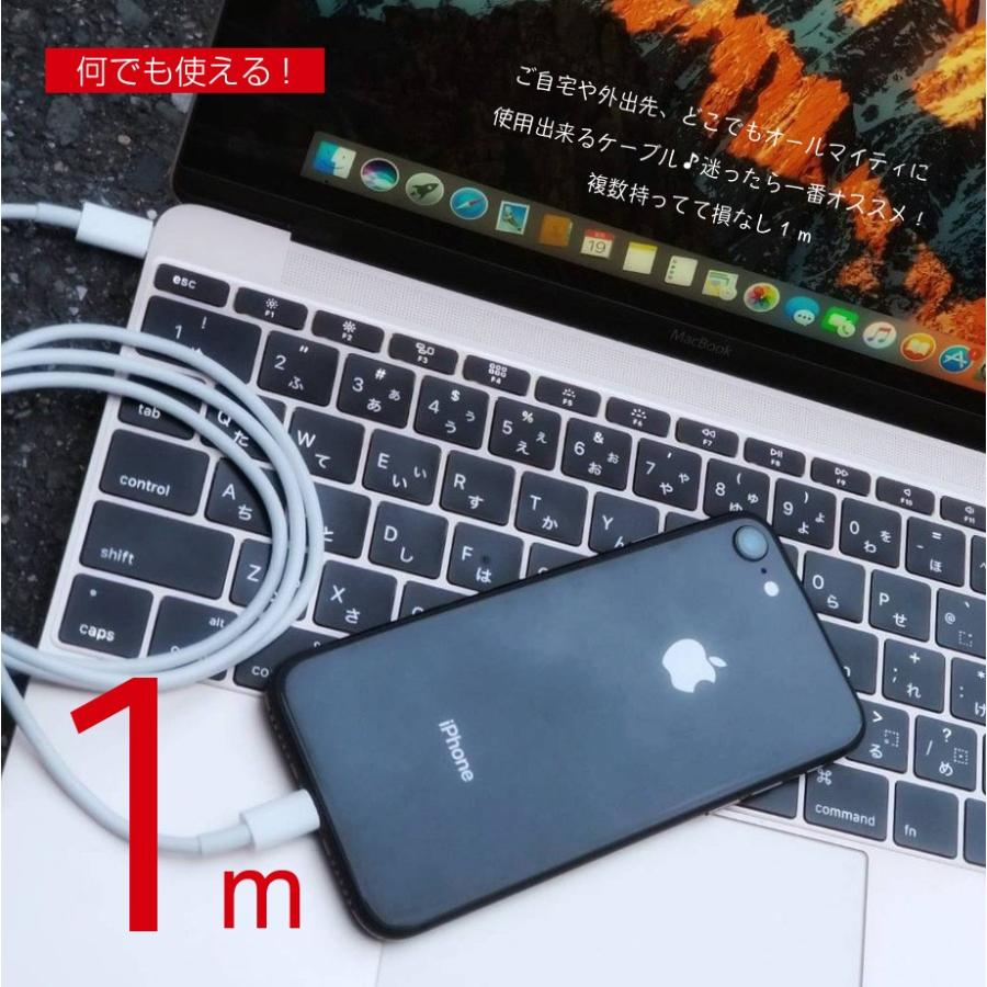 iPhone USB-C ライトニングケーブル MFI PD  ToughLine PowerDelivery 急速充電 Lightning Type-C ケーブル shops-of-the-town 13