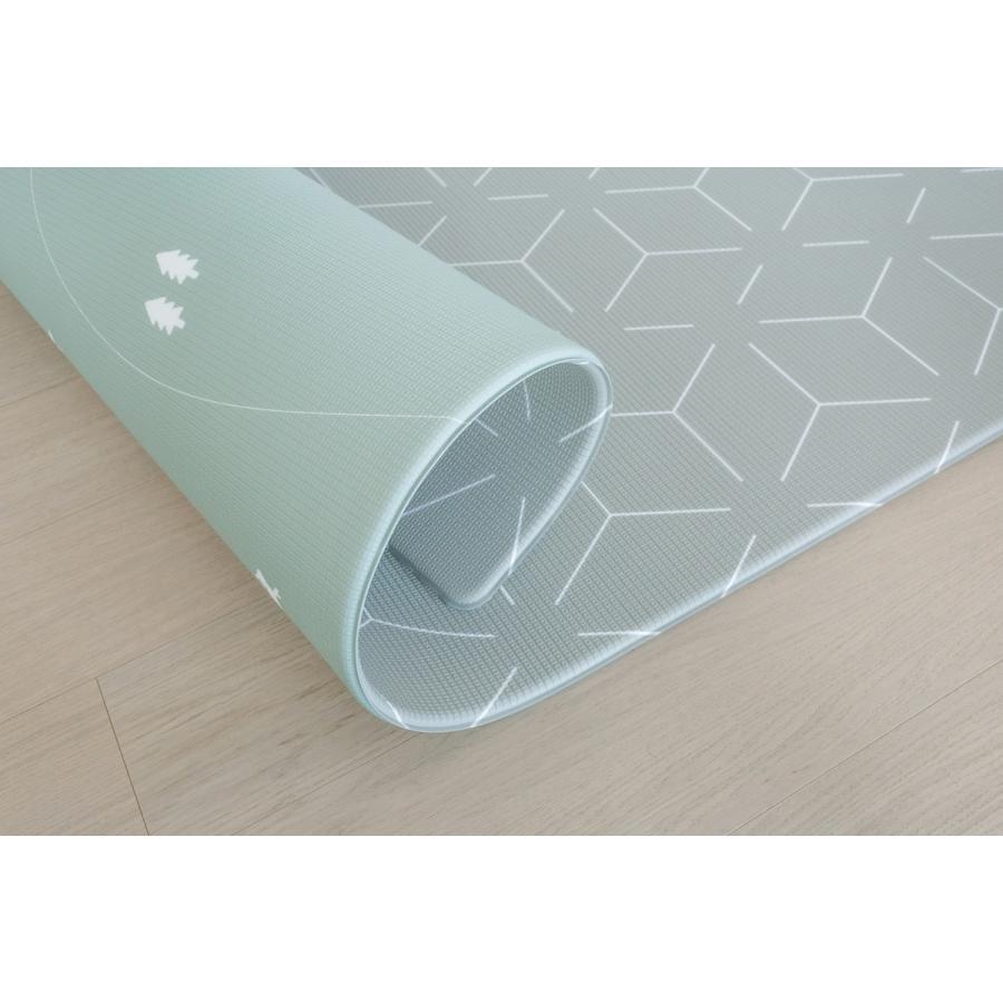 Little Wiwa正規品 高品質 TPUプレイマット 防音 防水 衝撃吸収 組み立て不要1.5cm厚 リバーシブルフロアマット [SMALL SIZE] shoptakaraya 14