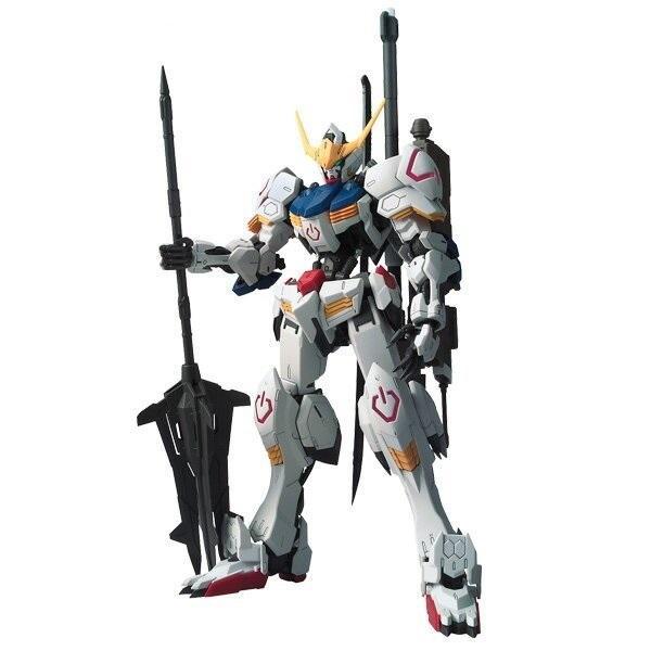 バンダイ MG 1/100 ガンダムバルバトス(機動戦士ガンダム 鉄血のオルフェンズ)5058222 shoptakumi