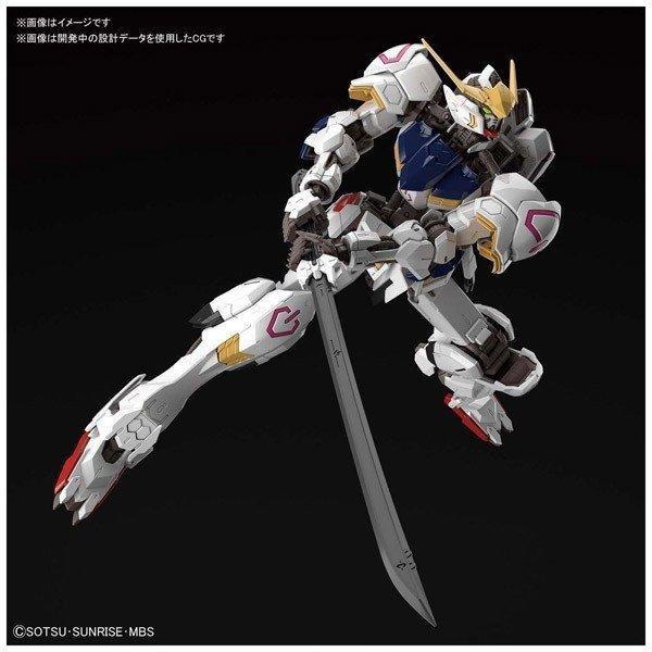 バンダイ MG 1/100 ガンダムバルバトス(機動戦士ガンダム 鉄血のオルフェンズ)5058222 shoptakumi 06